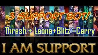 How To Meta #7 - 3 Support Bot Lane!