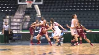 Postgame: Dayton Woman's Basketball vs. Stanford