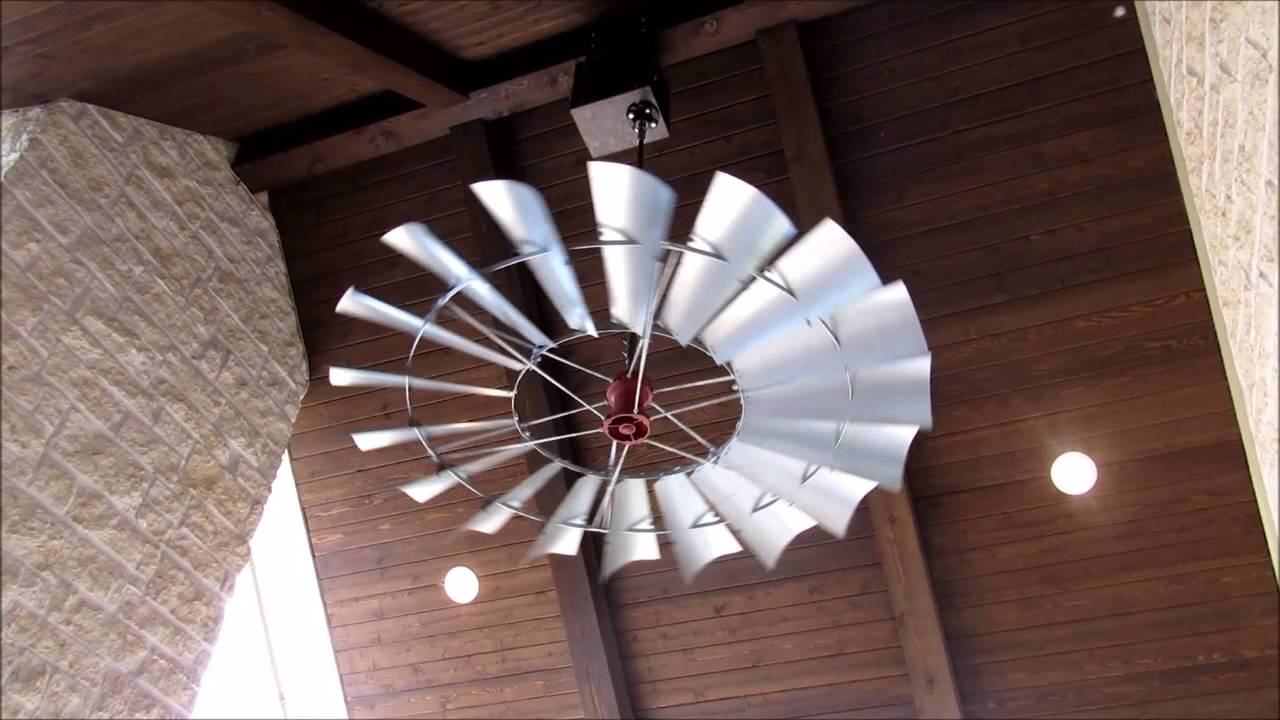 Windmill Ceiling Fans of Texas- Welcome...! - YouTube