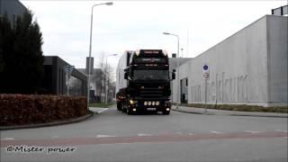 "SCANIA R620 V8 sound - Transport Redant ''The Thermo-Train"""