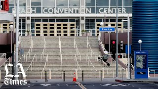 Long Beach Convention Center tapped to hold 1,000 migrant children
