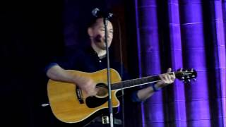Roddy Frame - Live - Walk Out To Winter, Paisley Abbey 27-10-12