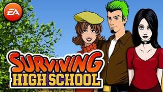 CGRoverboard SURVIVING HIGH SCHOOL for iPad Video Game Review