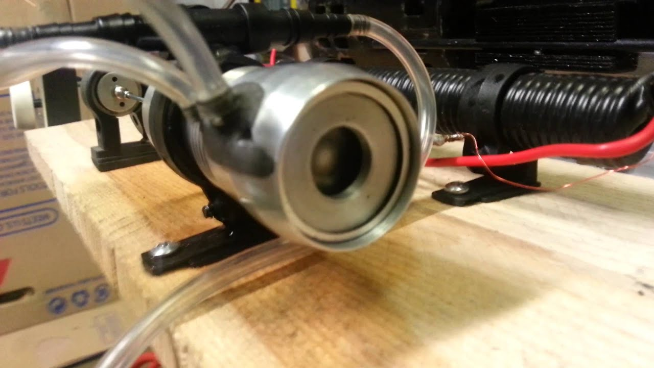 Micro Tesla Turbine made with Taig Micro Lathe