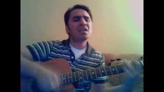 Tere Bin Nahin Lagda - Nusrat Fateh Ali Khan by Adnan Mukhtar (Guitar)