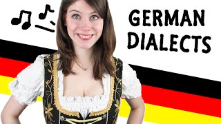 Me speaking in 12 GERMAN DIALECTS! thumbnail