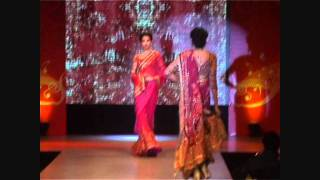 Satya Paul Show at Filmfare Pre-Awards 2012_Part2