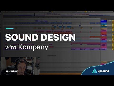 Kompany - Sound Design + Q&A (Oct 2016)