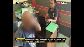 Seorang Ayah Cabuli Anak Kandungnya Sendiri Hingga Hamil - Police Line 07/07