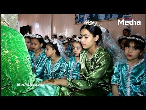 حفل حناء و فقرات موسيقية متنوعة في حفل من تنظيم جمعية التفائل  بتعاون مع نهضة زناتة