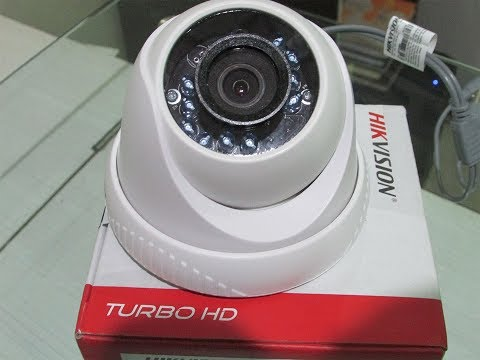 Hikvision DS-2CE56COT-IRP 1MP (720P) Indoor Night Vision Dome