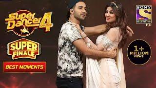 Raghav ने किया Shilpa के लिए Dance   Super Dancer 4   सुपर डांसर 4   Super Finale