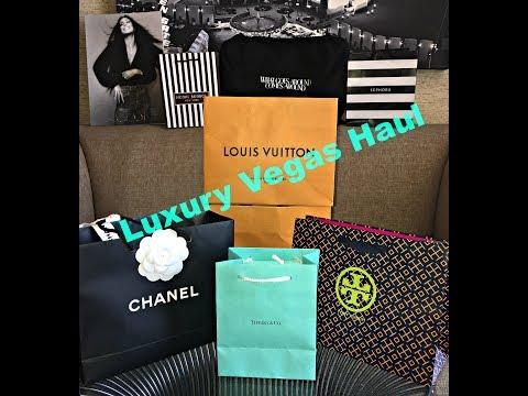 Luxury Vegas Haul: Chanel, Tiffany & Co, Tori Burch, + Henri Bendel