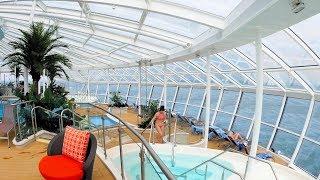 Alaska's New Best Cruise Ship:  Ovation Of The Seas