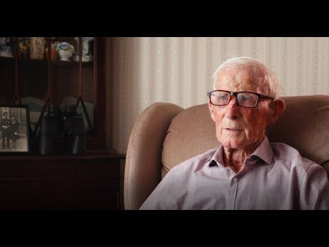 Royal Marine Trevor Stacey Remembers D-Day | D-Day 75