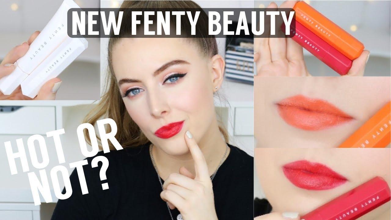 Poutsicle Juicy Satin Lipstick by Fenty Beauty #3