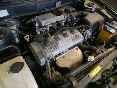 wrecking 2000 toyota corolla 1 8 7afe ae112 efi j12375 youtube rh youtube com