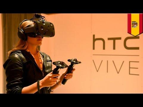 HTC Vive vs Facebook Oculus Rift: HTC reveals $799 Vive at Mobile World Congress