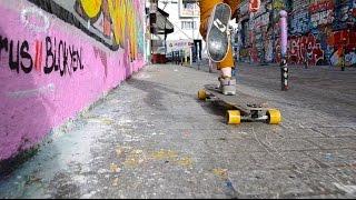 DÉAMBULATION - Longboard Paris