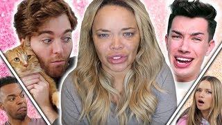 Shane Dawson Fans DEMAND Trisha Paytas Intervention! James Charles SLAMS YouTubers! (Celeb Lowdown)