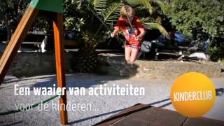 Domaine des Naïades : Een viersterrencamping in de Golf van Saint-Tropez