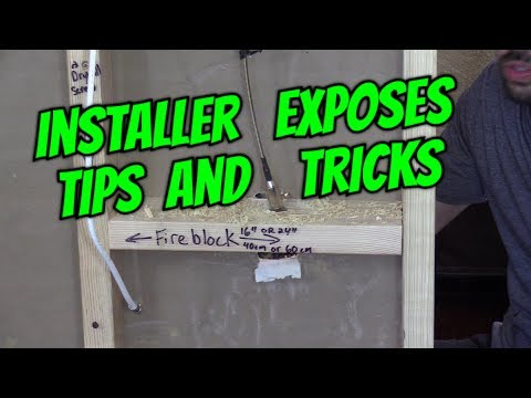3 EASY WAYS TO HIDE WIRES CABLES IN WALL & FIND STUDS