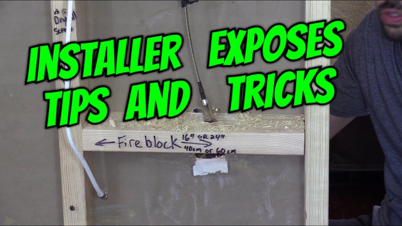 3 easy ways to hide wires cables in wall find studs for How to fish wire through insulated wall