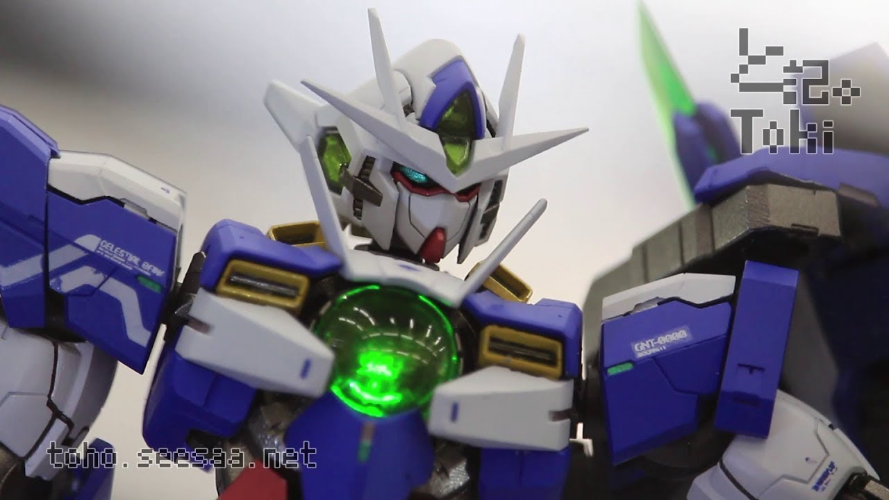 Metal Build Gundam  Qan