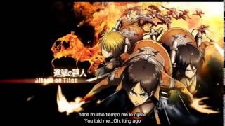 Shingeki no Kyojin The reluctant Heroes Sub Español