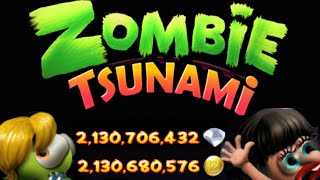 Gambar cover HOW TO DOWNLOAD ZOMBIE TSUNAMI MOD APK(unlimited gold and gems)