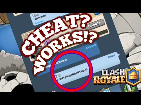 Secret <b>Code</b> For Legendary Card works!? - <b>Clash Royale Cheats</b> - YouTube