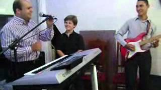 cântico de Moisés. Giovani Santos