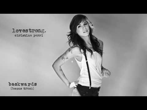 Christina Perri – backwards