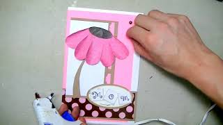 TARJETA PARA DÍA DE LA MADRE - mother's day card