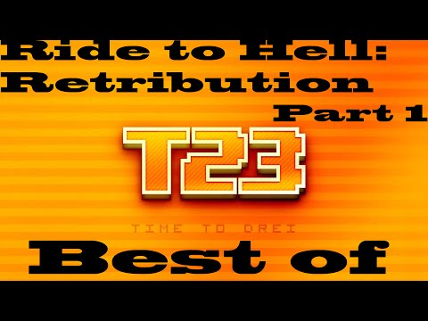 Best of Ride to Hell Retribution Time to Drei Let´s Play Part 1