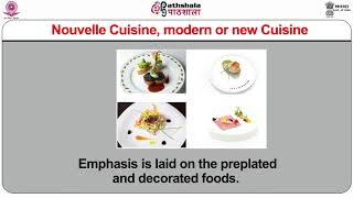 Introduction to cookery