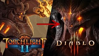Transforming TORCHLIGHT II into a DIABLO game