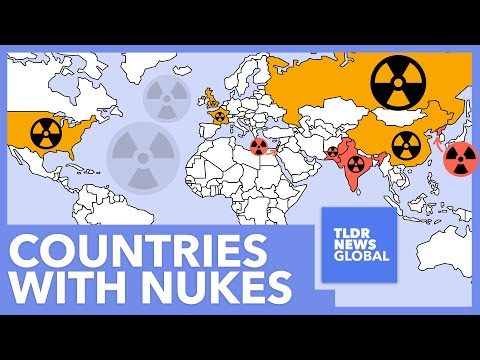 Why are Some Countries Allowed Nuclear Weapons and Not Others? - TLDR News