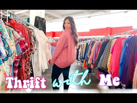 THRIFT WITH ME: Not The Thrift Haul I Was Expecting + Finding LulaRoe