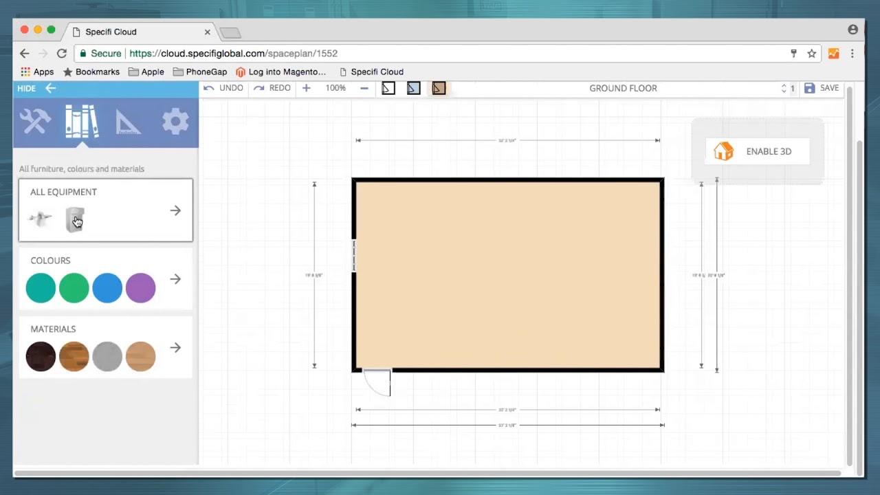 rapids kitchen vision free restaurant and kitchen design software [ 1280 x 720 Pixel ]