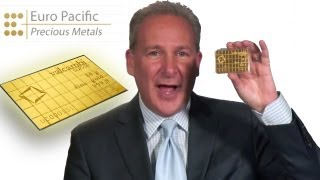 Valcambi CombiBar - The New Gold Standard in Gold