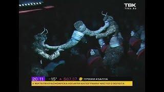 """""""Хроники Нарнии. Племянник Чародея"""" в Красноярском ТЮЗе"""