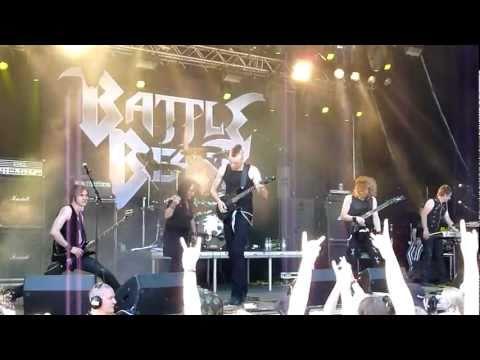 Battle Beast - Armageddon Clan (live)