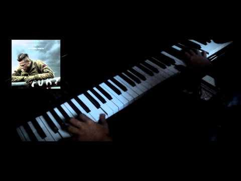 Fury Main Theme - (piano cover)
