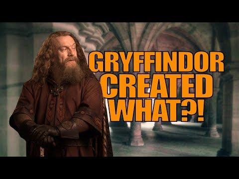 The Hogwarts Founders Secrets inside Hogwarts - Harry Potter Fan Theory