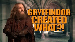 The Hogwarts Founders Secrets inside Hogwarts - Harry Potter Fan Theory