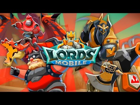 QUEST For The BEST HEROES! - Lords Mobile Gameplay / Review