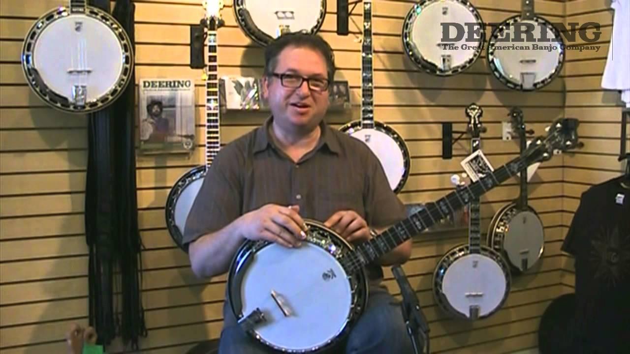 Sierra 5-String Banjo