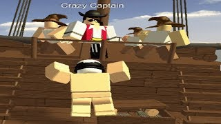 It's The Craaaazy Captain! | Tradelands Roblox Event | Crazy Captain Quest