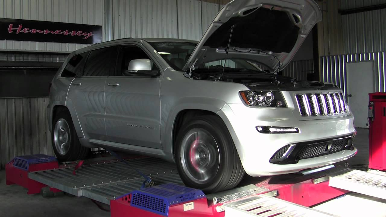 2012 grand cherokee srt8 1/4 mile